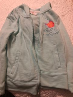 Target Cat and Jack Zip Up Size 4t