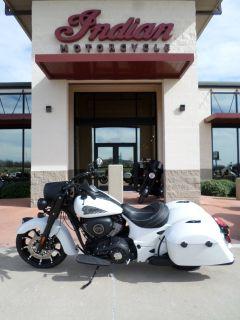 2019 Indian Springfield Dark Horse ABS Cruiser Fort Worth, TX