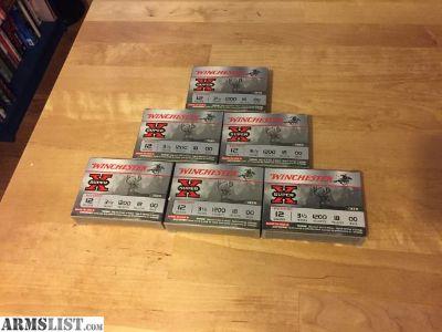 For Sale: Winchester Super X 12 Gauge Buckshot