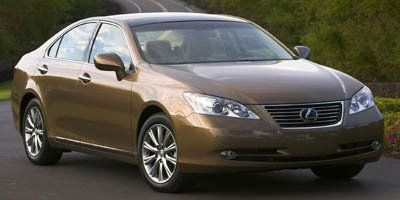 2007 Lexus ES 350 Base (Black)