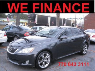 2009 Lexus IS 250 Base (Gray)
