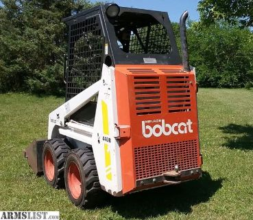 For Sale: 1994 bobcat 440 b skidsteer, good condition