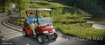2017 E-Z-Go Golf RXV Electric Golf carts Golf Carts Jasper, GA