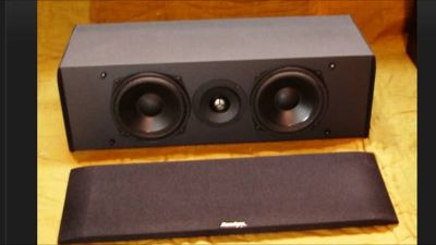 Paradigm CC-170 Center Speaker