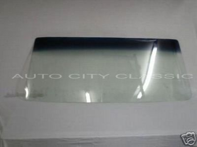 Sell 1970 1971 1972 1973 1974 NOVA 4DR WINDSHIELD GLASS SHADED WITH OUT ANTENNA motorcycle in Isanti, Minnesota, United States, for US $189.00