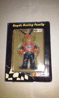Nascar Jeff Gordon Bearstone Ornaments #919403