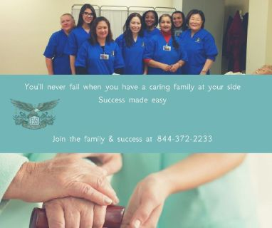 Become a Certified Home Health aide in just 3 weeks!