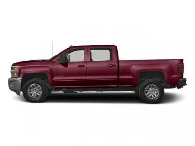 2016 Chevrolet RSX Work Truck (Butte Red Metallic)