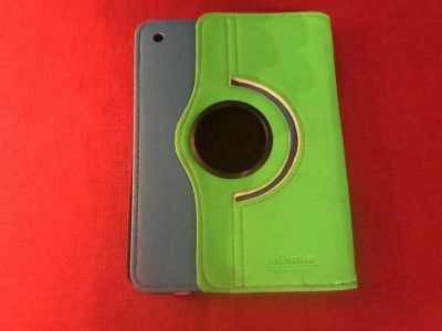Collection New York Tablet Case. Photos of Different Views Attached