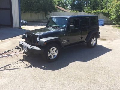 2012 Jeep Wrangler Unlimited Sport 4x4