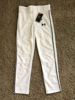 Under Armour Youth Medium NEW w tags Baseball Pants