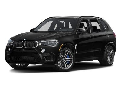 2016 BMW X5 M 4DR AWD (Alpine White)