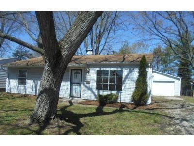 3 Bed 1 Bath Foreclosure Property in Indianapolis, IN 46224 - Voigt Dr