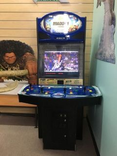 Madden Football Arcade Game RTR# 9023897-02