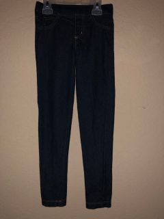 Epic Threads Blue Jean Leggings Pants With Stretch. Like New Condition. Size 6