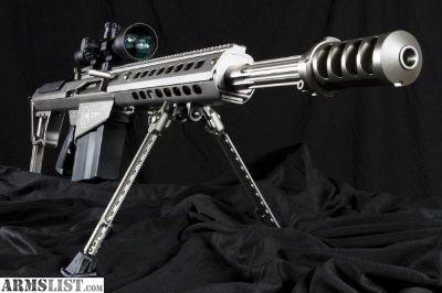 "For Sale: BARRETT M107A1 50BMG 29"" BLK 10RD **NEW IN BOX**"