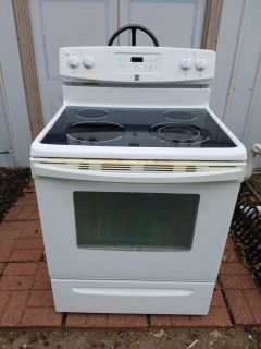 Kenmore Electric Stove *** Reduced ***