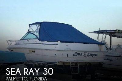 1988 Sea Ray 270 Amberjack