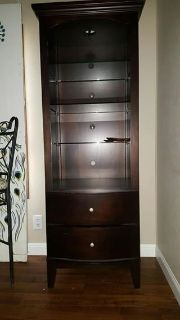 BEAUTIFUL REAL WOOD CABINET