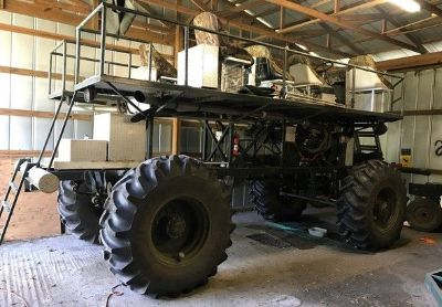 2005 Custom-Built Swamp-Buggy