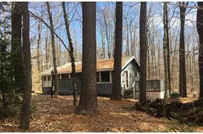 84 Whistling Arrow Ln Becket Two BR, Three season cottage with
