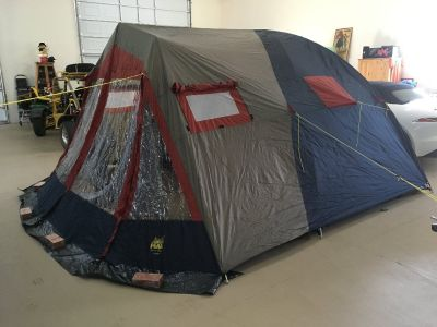 Extra large German made Toledo 6 Tent