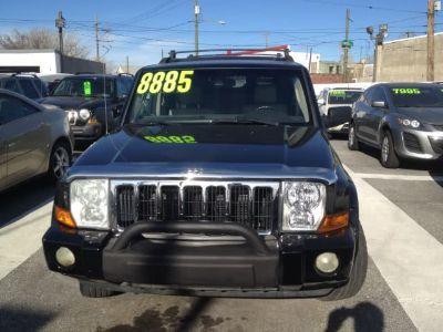 2006 Jeep Commander Limited (Black)
