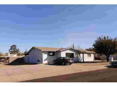 3 Bed 2 Bath Foreclosure Property in Safford, AZ 85546 - Santa Fe Cir