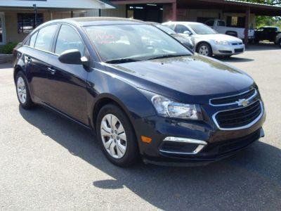 2016 Chevrolet Cruze Limited (BLU)