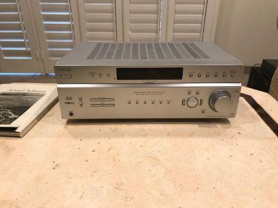 Sony audio/video Receiver