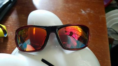 New sunglasses.. just didn't care for.. pd 20