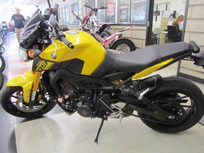 2015 Yamaha FZ-09 Sport Motorcycles Colorado Springs, CO