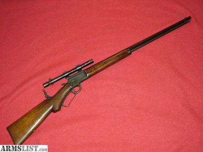 For Sale: Marlin Model 39 Rifle (.22 LR)