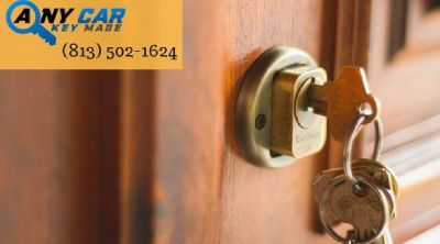 Emergency Locksmith Services In Tampa, FL