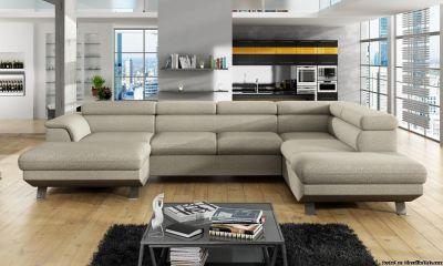 Modern Como XL Sofa