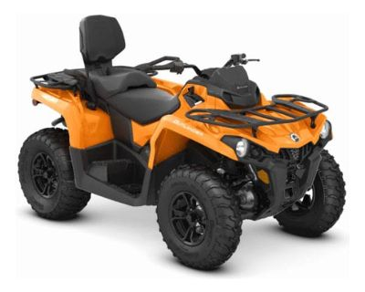 2019 Can-Am Outlander MAX DPS 570 Utility ATVs Las Vegas, NV