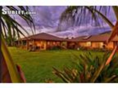 Four BR One BA In Maui HI 96761