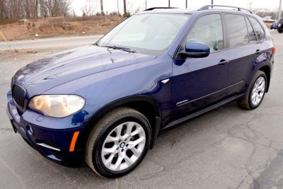 2011 BMW X5 xDrive35i (Deep Sea Blue Metallic)