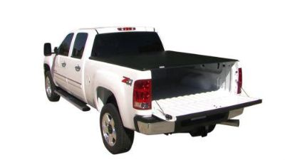 Find Tonno Pro HF-450 Tonno Fold Tri-Fold Hard Tonneau Truck Bed Cap 04-12 TITAN motorcycle in Naples, Florida, US, for US $628.78
