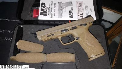 For Sale: S&W M&P 2.0