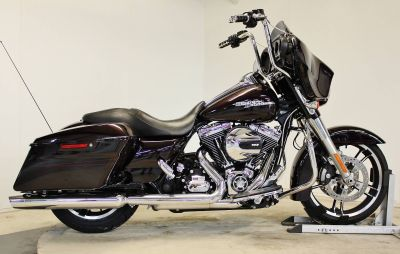 2014 Harley-Davidson Street Glide Special Touring Motorcycles Pittsfield, MA