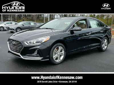 2018 Hyundai Sonata LIMITED 2.4L (Phantom Black)