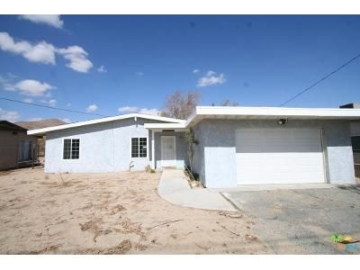 4 Bed 1.5 Bath Foreclosure Property in Yucca Valley, CA 92284 - Barron Dr