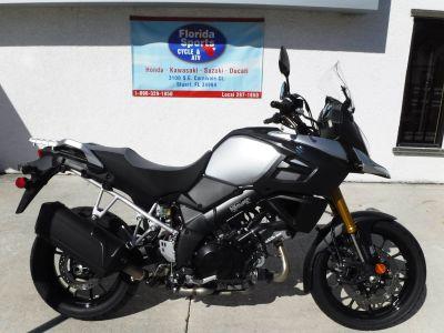 2016 Suzuki V-Strom 1000 ABS Dual Purpose Motorcycles Stuart, FL
