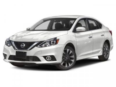 2019 Nissan Sentra SR Turbo (Red Alert)