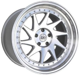 "Buy 19"" 19x11 et 18 19x9.5 et 15 ESM-014 Directional Wheels Rims 5x114.3 G35 G37 350 motorcycle in Northridge, California, United States, for US $995.00"