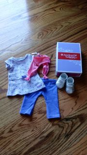American Girl doll Recess Ready outfit. Like new condition