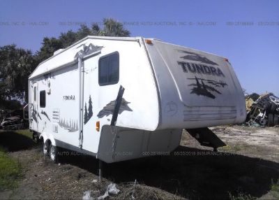 2007 DUTCHMEN TRVEL TRAILER