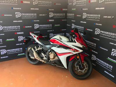 2018 Honda CBR500R Sport Arlington, TX