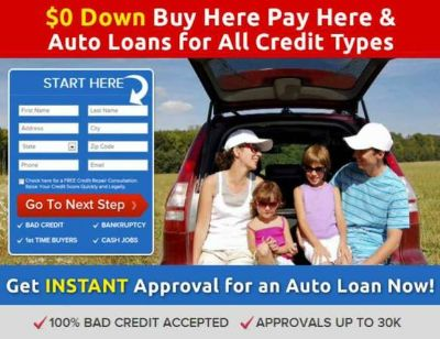 Looking For a car but have bad credit (Auto Financing 4 Bad Credit)